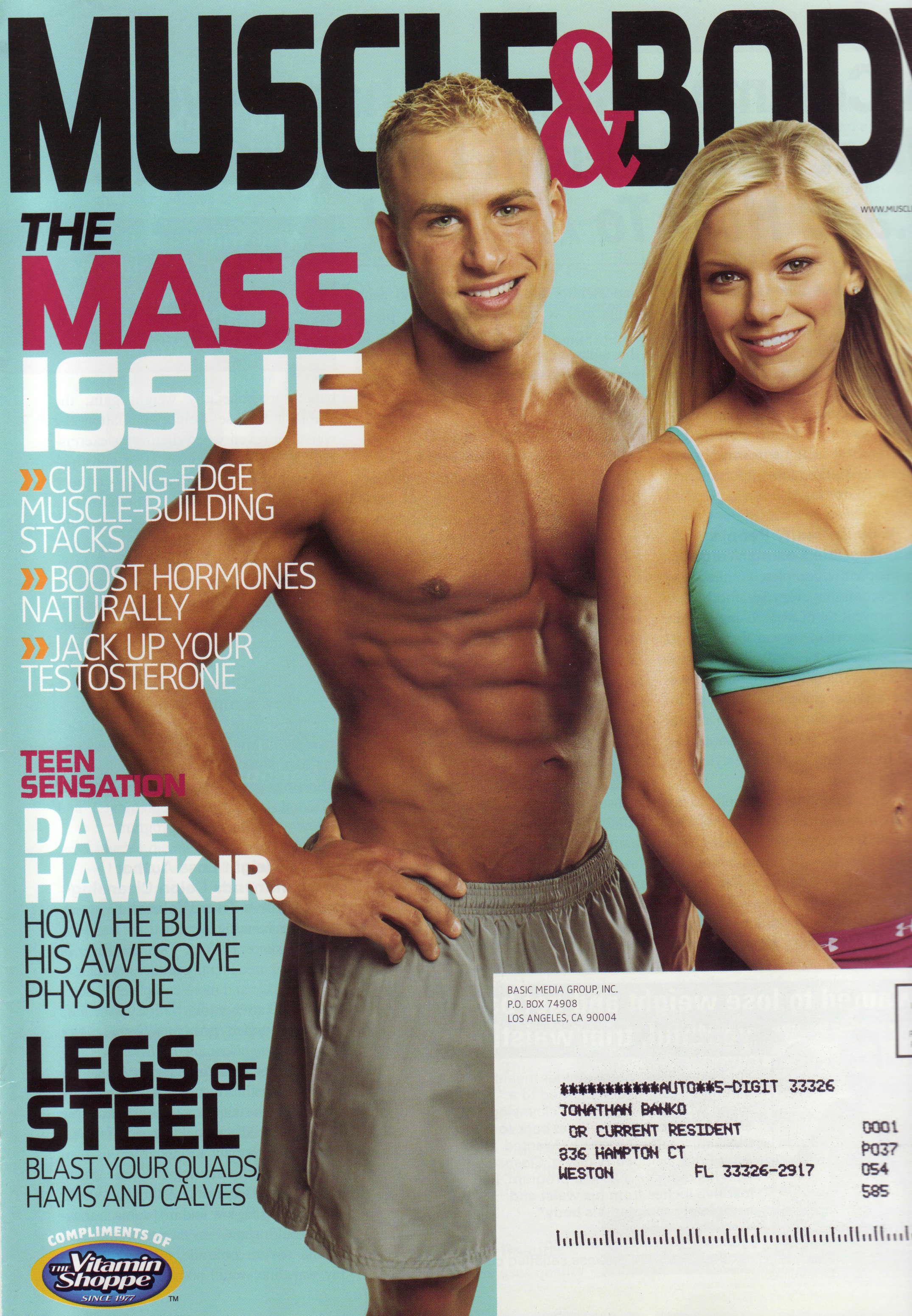 Cover M&Body