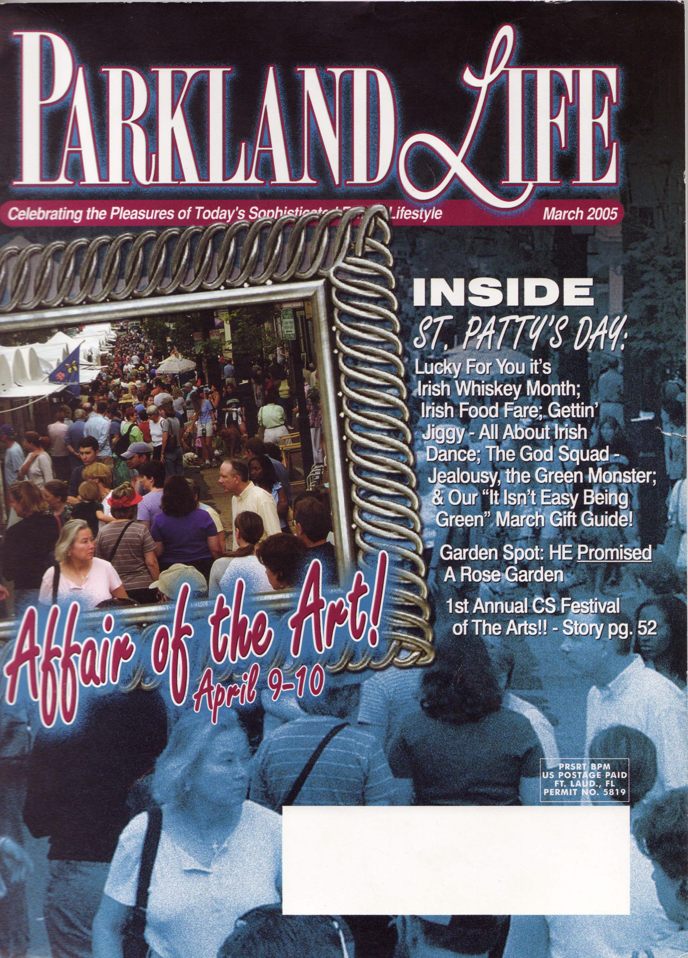 Cover ParklandLife 03-05